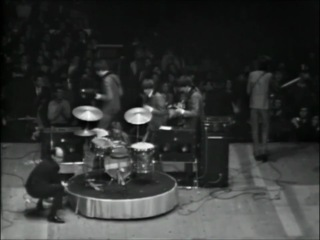 The Beatles - Live Washington Coliseum 1964 (D.C., United States Remastered HD )